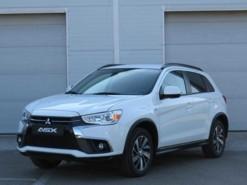 Mitsubishi ASX 2018 г. (белый)