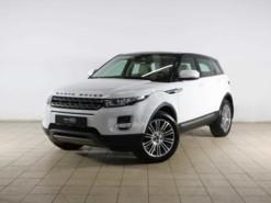 Land Rover Range Rover Evoque 2012 г. (белый)