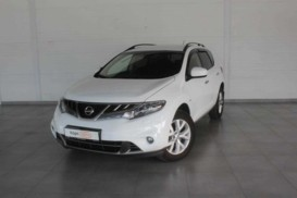 Nissan Murano 2014 г. (белый)