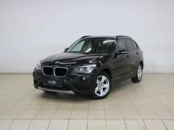 BMW X1 2013 г. (черный)