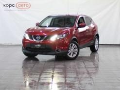 Nissan Qashqai 2016 г. (красный)