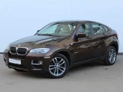BMW X6 2013 г. (коричневый)