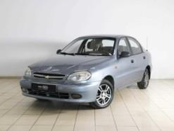 Chevrolet Lanos 2007 г. (серебряный)