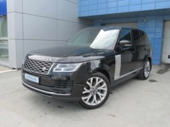 Land Rover Range Rover 2018 г. (черный)