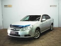 Chevrolet Epica 2012 г. (серебряный)