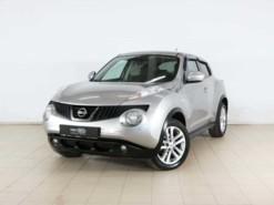 Nissan Juke 2011 г. (серебряный)