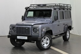 Land Rover Defender 2013 г. (серый)