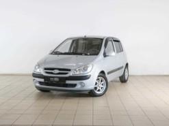 Hyundai Getz 2008 г. (серый)