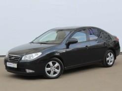 Hyundai Elantra 2008 г. (черный)