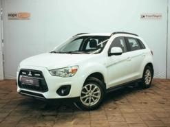 Mitsubishi ASX 2013 г. (белый)