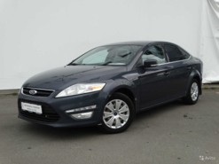 Ford Mondeo 2012 г. (серый)