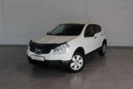 Nissan Qashqai 2009 г. (белый)
