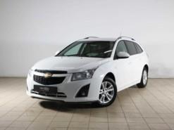 Chevrolet Cruze 2013 г. (серебряный)