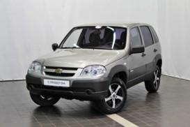 Chevrolet Niva 2013 г. (серый)