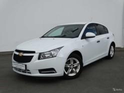 Chevrolet Cruze 2012 г. (белый)