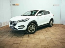 Hyundai Tucson 2017 г. (белый)