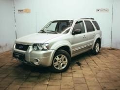 Ford Maverick 2005 г. (серебряный)