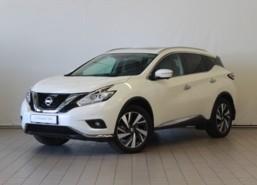 Nissan Murano 2018 г. (белый)
