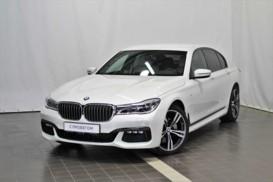 BMW 7er 2017 г. (белый)