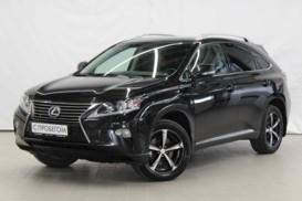 Lexus RX 2014 г. (черный)