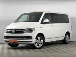 Volkswagen Multivan 2015 г. (белый)