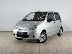 Daewoo Matiz 2012 г. (серебряный)