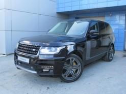 Land Rover Range Rover 2014 г. (черный)