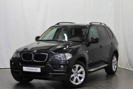 BMW X5 2009 г. (черный)