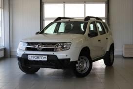 Renault Duster 2015 г. (белый)