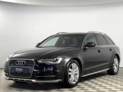 Audi A6 Allroad 2012 г. (черный)
