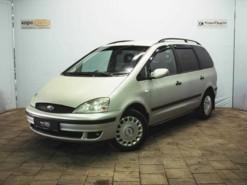 Ford Galaxy 2002 г. (белый)