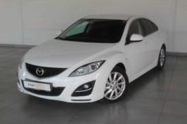 Mazda 6 2012 г. (белый)