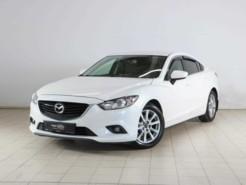 Mazda 6 2015 г. (белый)