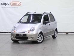 Daewoo Matiz 2013 г. (серебряный)
