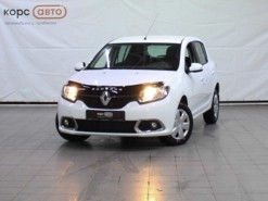 Renault Sandero 2017 г. (белый)