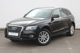Audi Q5 2010 г. (черный)
