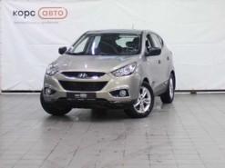 Hyundai ix35 2010 г. (серый)