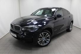 BMW X6 2016 г. (черный)