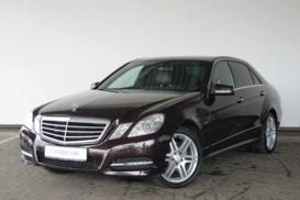Mercedes-Benz E-klasse 2012 г. (коричневый)