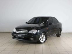 Chevrolet Lanos 2006 г. (черный)