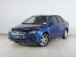 Ford Focus 2005 г. (синий)