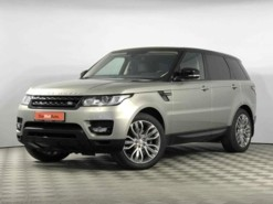 Land Rover Range Rover Sport 2013 г. (серый)