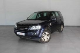 Land Rover Freelander 2014 г. (синий)
