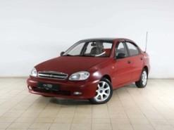 Chevrolet Lanos 2007 г. (красный)