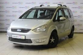 Ford Galaxy 2011 г. (серебряный)