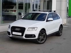 Audi Q5 2013 г. (белый)
