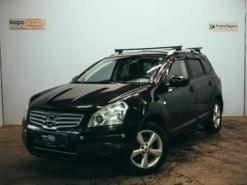 Nissan Qashqai 2009 г. (черный)