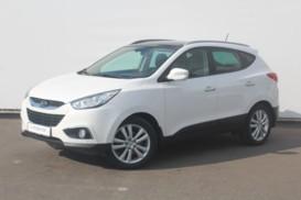 Hyundai ix35 2012 г. (белый)