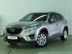 Mazda CX-5 2012 г. (серый)