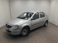 Renault Logan 2014 г. (серый)